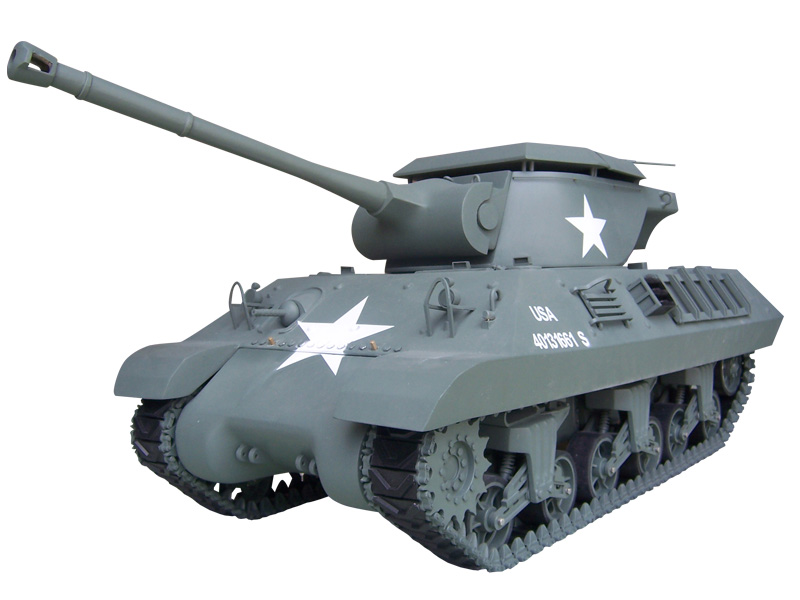 1/6 Scale M36 Jackson Tank Destroyer(Electric Powered)