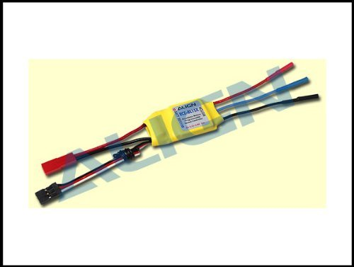 15A Brushless ESC (Governer Mode)