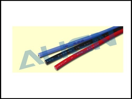 16AWG SILICA GEL WIRE (RED/ BLUE/BLACK,70CM)