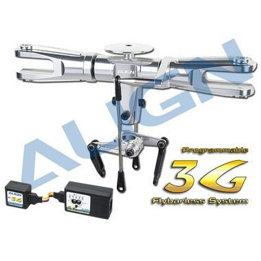 700 FL-760 3G Progrmmable Flybarless System/Silver