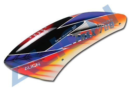 New! Align T-Rex 700N Painted Canopy HC7020 New in Box