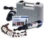 Dremel 10.8V Crdls Rottool Kit 8000-02 Cordless Moto Tool