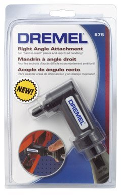 2 each: Dremel Right Angle Attachment (575)