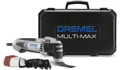 Dremel MM40-01 2.5 Amp High Performance Oscillating Tool Kit