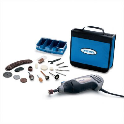 Dremel 400-N-41 120-Volt XPR Rotary Tool Kit - 41 Piece