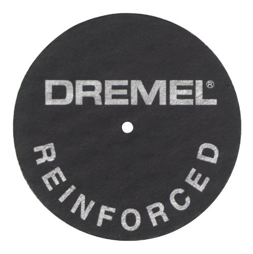 "Dremel 426 Fiberglass Reinforced Cut-Off Wheels 1- 1/4"" Dia., .0"