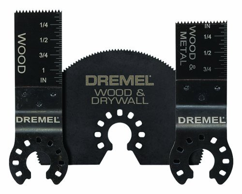 Dremel MM491 Multi-Max MM450/MM440/MM422 Flush Cut Blade Pack
