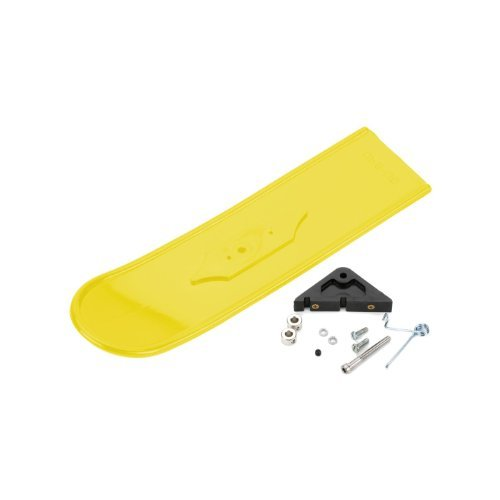 Snowbird Nose Skis, Yellow: .20 to .60