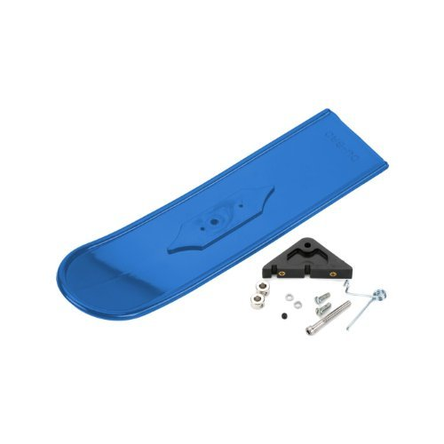 Snowbird Nose Skis, Blue: .20 to .60