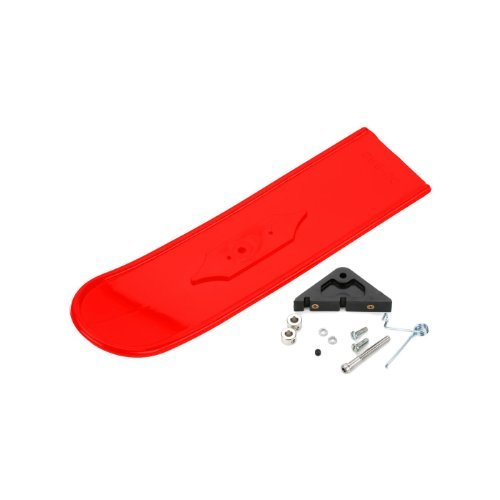 Snowbird Nose Skis, Red: .20 to .60
