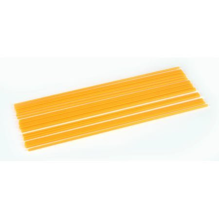 DuBro 2361 Neon Light Orange Antenna Tube (24-Pack)