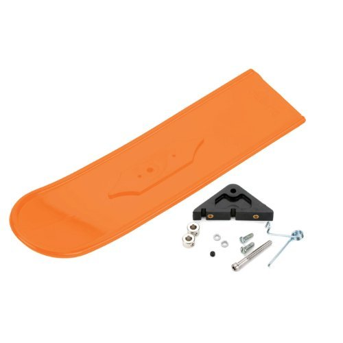Snowbird Nose Skis, Orange: .20 to .60