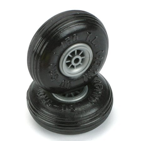 1 3/4 TREADED LIGHTWEIGHT WHEEL
