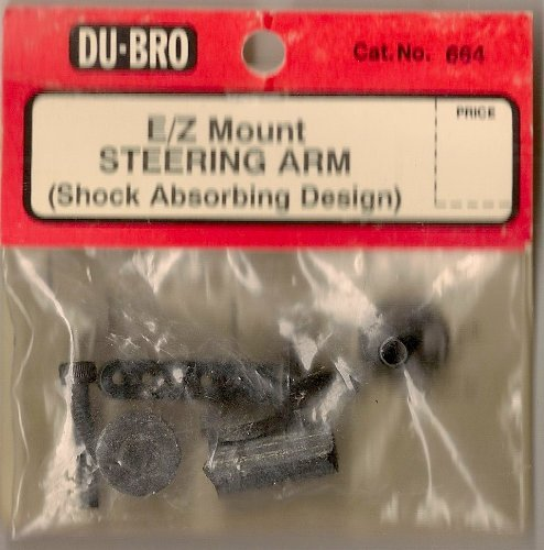 Dubro E/Z Mount Steering Arm