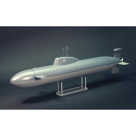 Akula Class Russian Submarine 33 inches by Dumas