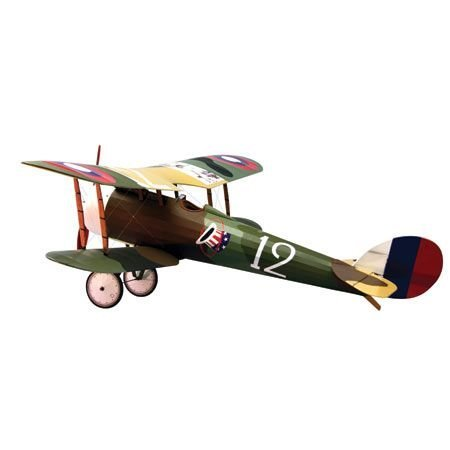 Nieuport 28 WW1 Fighter: Electric