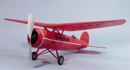 Vega Air Express Wooden Model Airplane by Dumas