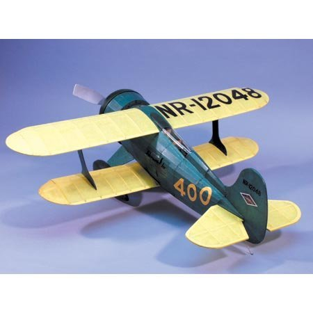 Laird Super Solution Rubber Powered Wooden Model Airplane by Dum