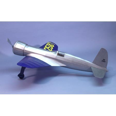 Hughes 1B Racer Wooden Model Airplane by Dumas