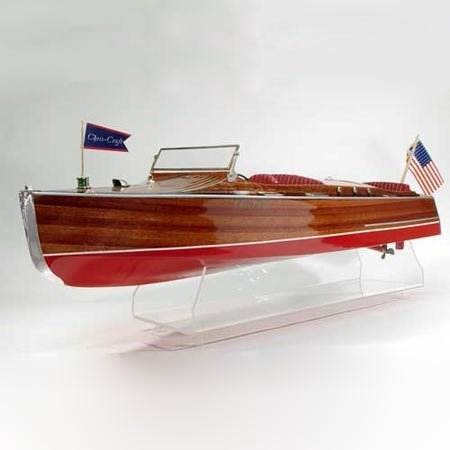 1930 Chris Craft Mahogany Runabout