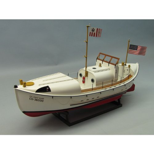 USCG 36500 36' Motor Lifeboat, 1/16th