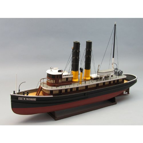 The George W. Washburn , 1/48th