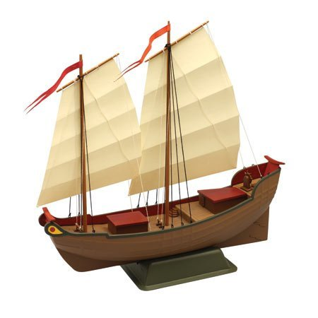 Chinese Junk: Junior Modelers Boat
