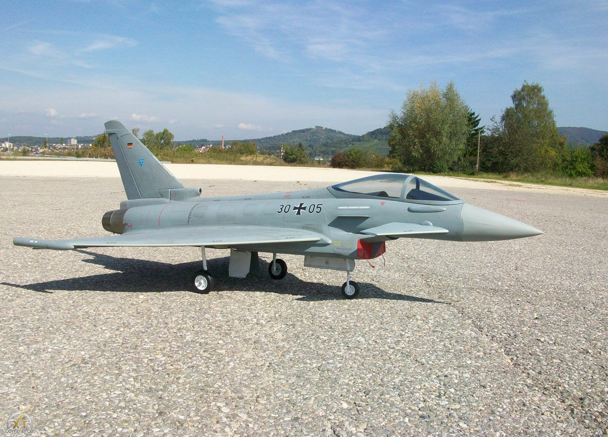 Eurofighter 1/8 Scale