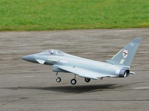 Eurofighter 1/10 Scale EDF Kit Combo
