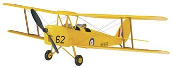 DeHavilland Tiger Moth Slow Flyer EP ARF
