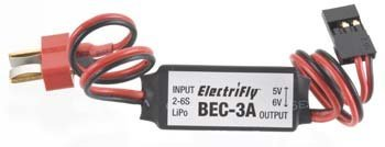 BEC 3A for 2S-6S LiPo Batteries
