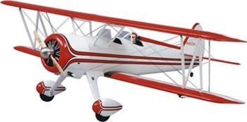 Super Stearman 1.20 Bipe ARF .91-1.2, 71.5""