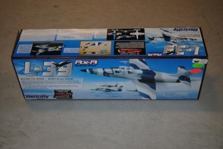 Great Planes L-39 Albatros EP Jet RxR Receiver Ready