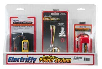 Brushless Power System E Performance Series