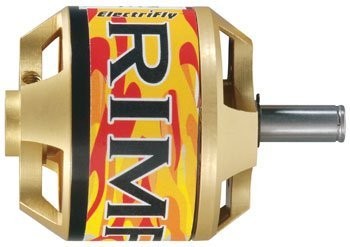 Great Planes Rimfire .60 50-55-650 Outrunner Brushless Motor