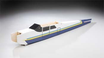 Fuselage ElectriStar EP Brushless Trainer