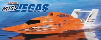 Aquacraft Miss Vegas Hydro Racing Boat