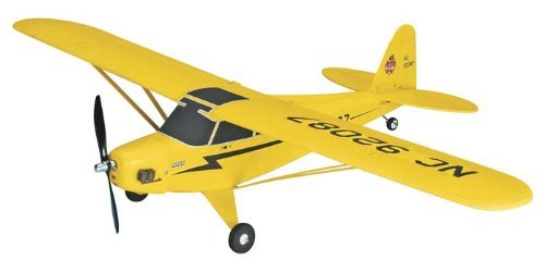 Hobbico J-3 Cub 2.4 GHz RTF Airplane