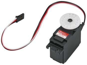 CS-140 Servo Std Digital Hi Spd 2BB MG Univ