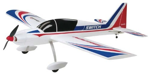 Hobbico Switch RTF 2.4G Airplane