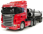 Tamiya 1/14 Scania R620 6x4 Semi Truck Highline Kit