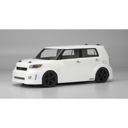 Switch RTR w/ Scion xB Body (Super White)