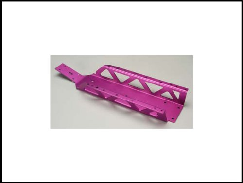 87403 Aluminum Main Chassis Purple Baja