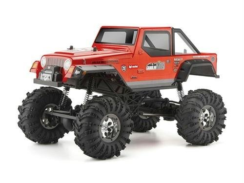 1/10 Crawler King w/Jeep Wrangler Rubicon Body RTR