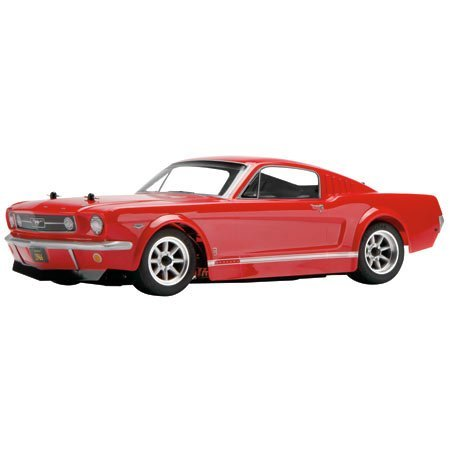 HPI 66 Mustang GT Body Painted Red 200mm