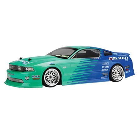 HPI E10 Drift RTR - Falken Tire Mustang Body