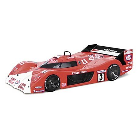 1/8 Toyota GT1 TS020 Body, Clear