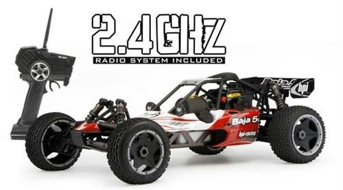 1/5 Baja 5B 2.0 RTR with 2.4 Radio