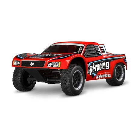 Baja 5SC RTR with 2.4 Radio