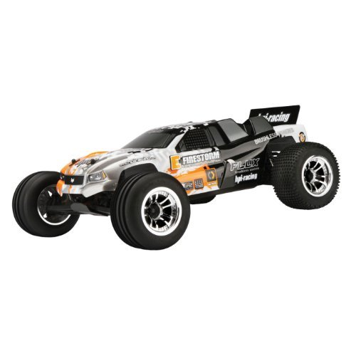 E-Firestorm 10T Flux RTR w/ 2.4 Radio,Batt&Charger